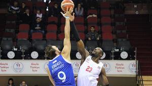Gaziantep Basketbol evinde rahat kazandı