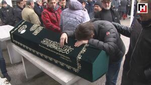 Selami Şahin, vefat eden ağabeyini son yolculuğuna uğurladı