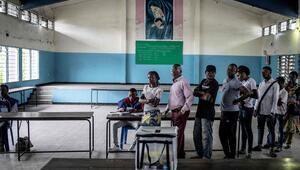KDCde 2 yıldır ertelenen seçimler düzenleniyor