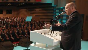 Cumhurbaşkanı Erdoğan: İnlerinde bastık ve imha ettik, ediyoruz...