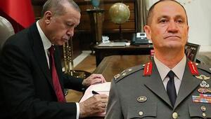 General atamalarına ilişkin Cumhurbaşkanlığı kararnamesi yayımlandı