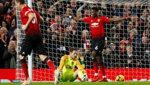 Manchester United 4-1 Bournemouth (MAÇ ÖZET)