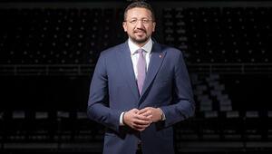 TBF Başkanı Hidayet Türkoğlu'ndan yeni yıl mesajı