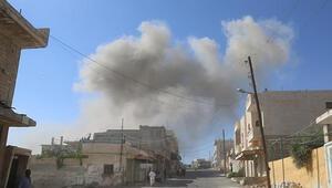Suriyede hava saldırısı: 45 sivil hayatını kaybetti