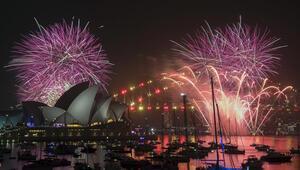 Dünyada yeni yıl heyecanı
