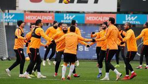 Galatasarayda tatil yarın bitiyor