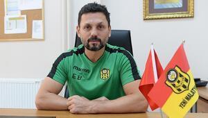 Yeni Malatyasporda forvet hattına sürpriz isim