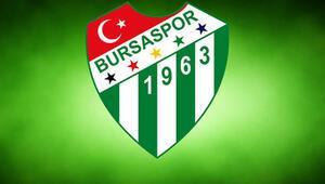 Bursaspor'un kamp kadrosuna yerli oyuncu damgası