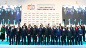Cumhurbaşkanı Erdoğan: Adaylarımızı hemşehrilerimize emanet ediyoruz