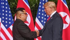 Kuzey Kore liderinden ABD Başkanı ile yeniden görüşme mesajı