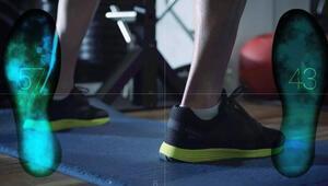 Samsung bu kez akıllı ayakkabısıyla geliyor