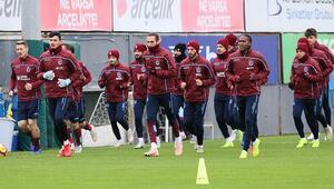 Trabzonsporda 10 günlük izin yarın bitiyor
