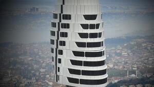 İstanbulluları şaşırtan kule