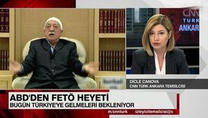ABD heyeti Ankaraya geliyor İçlerinde FBI yetkilileri de var