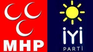 MHPden istifa eden meclis üyeleri İYİ Partiye geçti