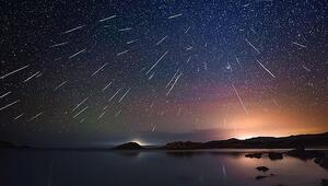 2019un meteor yağmuru bu akşam başlıyor