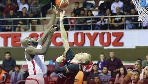 Gaziantep Basketbol, Delroy Jamesi serbest bıraktı