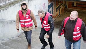Belediye Başkanı Cerny şokta Aşırı sağcılar devriye geziyor