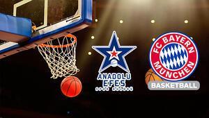 Anadolu Efes Bayern Münih Euroleague maçı bu akşam saat kaçta hangi kanalda canlı olarak yayınlanacak