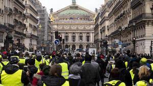 Sarı yeleklilerin öncü ismi Drouet izinsiz gösteriden yargılanacak