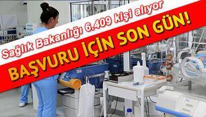 Sağlık Bakanlığı personel alımı için son güne girildi İŞKUR üzerinden yapılıyor