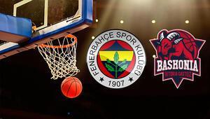 Fenerbahçe Beko Saski Baskonia Euroleague maçı bu akşam saat kaçta hangi kanalda canlı olarak yayınlanacak
