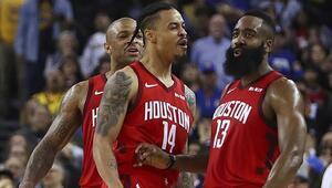 Rockets, Warriorsı uzatmalarda yendi