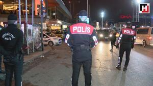 İstanbulda yeni yılın ilk Yeditepe huzur denetimi yapıldı