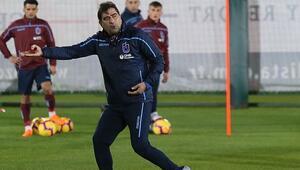 Trabzonsporda Sosa ve Toure idmana katılmadı
