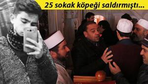Mehmetin cenazesinde gerginlik