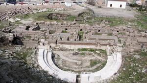 Tarihi merkeze anıt ve arkeopark