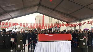 Kuzey Irak'ta şehit düşen Mücahit Ülgen son yolculuğuna uğurlanıyor