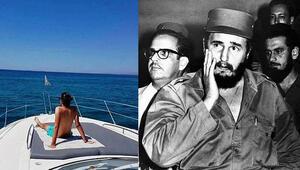 Fidel Castronun torunu şaşırtıyor