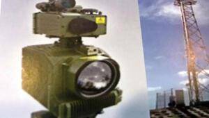Sınırda 'elektro optik' önlem