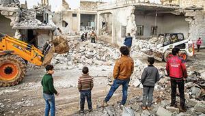 HTŞ kuzeyde yeniden saldırıya geçti: Rusya ve Esad da bombardımana başladı
