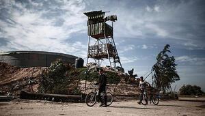 İsrail Gazzede iki gözetleme kulesini vurdu