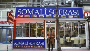 Somali mutfağını başkente taşıdılar