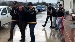 'Polisiz' diyerek büfeden 2 bin liralık içki alan dolandırıcılar yakalandı