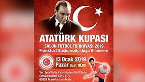 Atatürk Kupası artık konsoloslukların inisiyatifinde