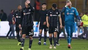 Beşiktaş, savunmada istikrar sağlayamadı