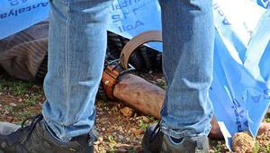 Antalya'da şüpheli ölüm Kolunda kemer takılıydı