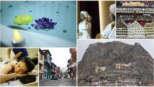 Termal turizmin başkenti: Afyonkarahisar