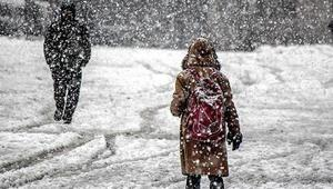 Bugün hangi illerde okullar tatil edildi İşte eğitime kar nedeniyle ara verilen iller