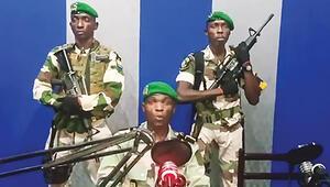 Orta Afrika'da darbe girişimi