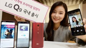 LG Q9 tanıtıldı İşte Korelilerin yeni oyuncağı