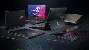 ASUSun yeni oyun bilgisayarları tanıtıldı