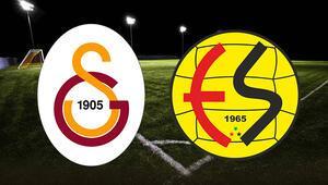 Galatasaray Eskişehirspor hazırlık maçı saat kaçta hangi kanalda