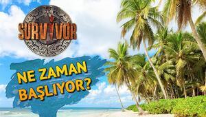 Survivor 2019 ne zaman hangi gün başlayacak Survivor 2019 Türkiye Yunanistan yarışmacı adayları