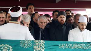 Cumhurbaşkanı Erdoğanın dayısının cenaze namazı kılındı