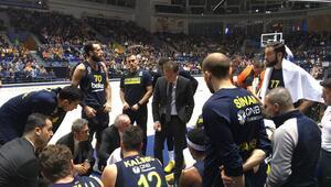 Fenerbahçe Beko, Khimkiye mağlup oldu